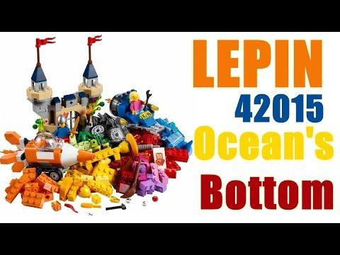 Lepin 42015 Ocean's Bottom