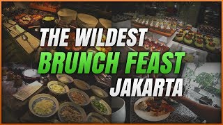 Gambar cover THE WILDEST BRUNCH FEAST YOU WILL EVER SEE!!!! Jakarta!