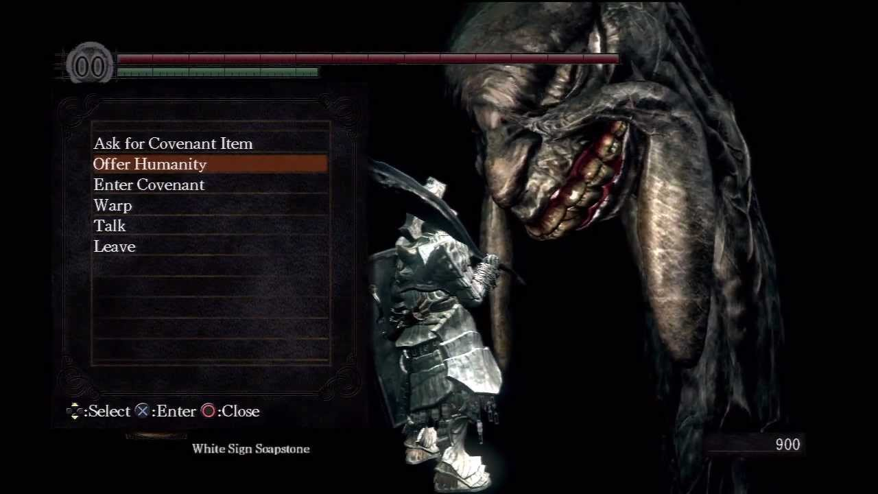 Dark Souls Joining The Darkwraith Covenant Hd Youtube