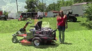 "Toro 74797 Zero Turn Mower 24.5hp Toro 50"" Review"