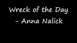 Watch Anna Nalick Wreck Of The Day video