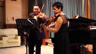 Yoshiaki Shibata D. shostakovich:V.Polka from Five pieces for Two Violins
