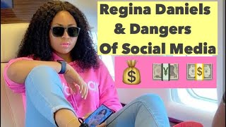 Regina Daniels  And How Social Media Is This-Troying Our Girls