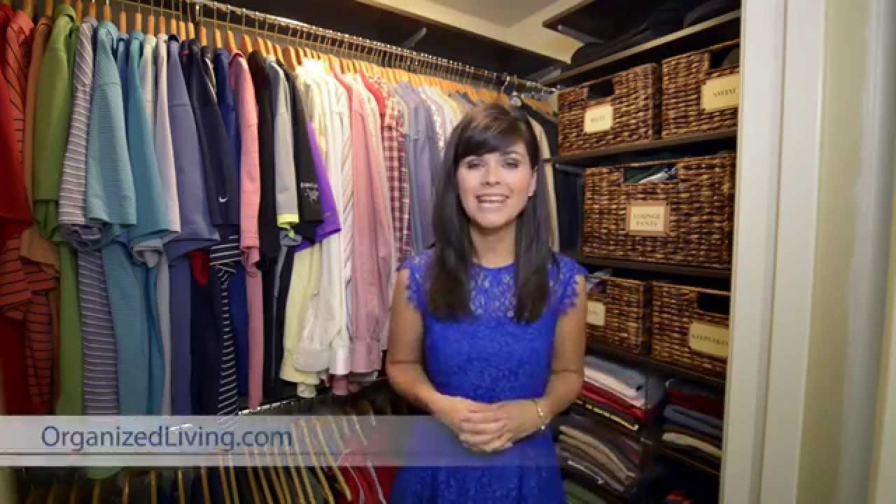 ef1cc068d4b02 3 Closet Design Tips to Maximize Space in Corners   Organized Living ...