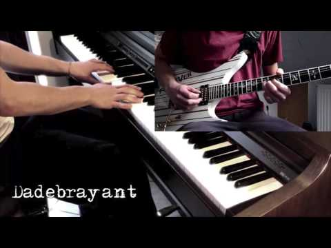Avenged Sevenfold - So Far Away - Piano and Guitar Cover