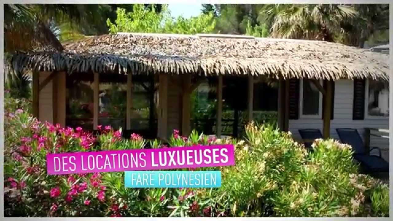 le domaine du colombier un camping de luxe fr jus. Black Bedroom Furniture Sets. Home Design Ideas