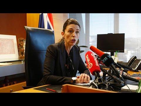شاهد: زلزال يضرب نيوزيلاندا ورئيسة الوزراء تظل هادئة خلال مقابلة تلفزيونية مباشرة…  - نشر قبل 5 ساعة