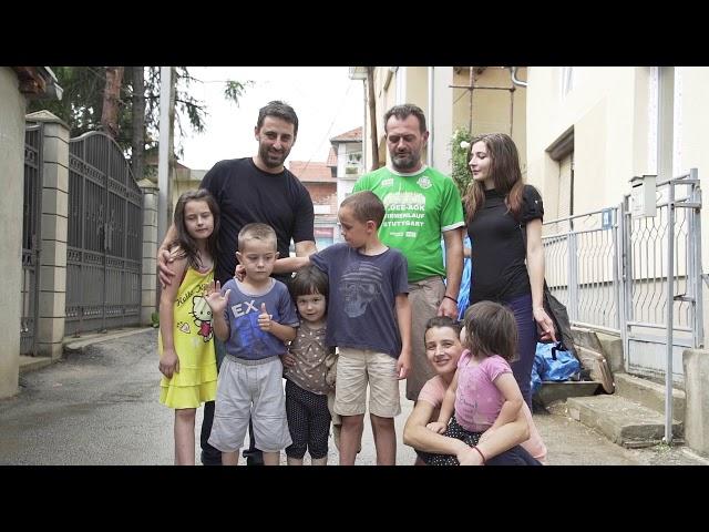 Dogradnja kuće porodici Backović iz Prokuplja - Srbi za Srbe