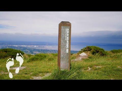 Cross to bear 👣 Dublin Mountains Way