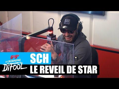 Youtube: SCH – Le réveil de star #MorningDeDifool