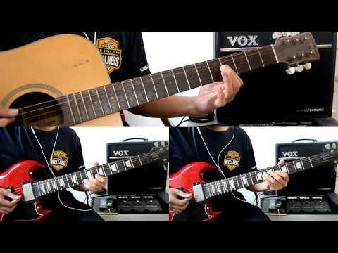 Hujan / Noh Salleh - Angin Kencang Guitar Cover
