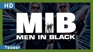 Men in Black (1997) Teaser