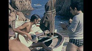 Tossa de Mar 1964 archive footage