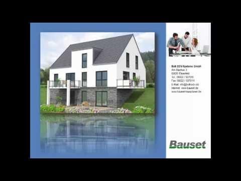 Bauset Cad bauset architektur cad kurzvorstellung der software