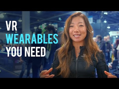 CES 2019 - VR Wearables You Need