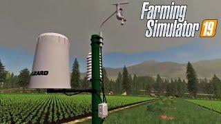 #101 - STAZIONE METEREOLOGICA - FARMING SIMULATOR 19 ITA RUSTIC ACRES