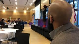 Erin Jones @ 2018 Pave the Way Conference