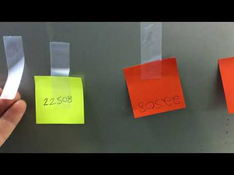 Why the big deal about a sticky note?