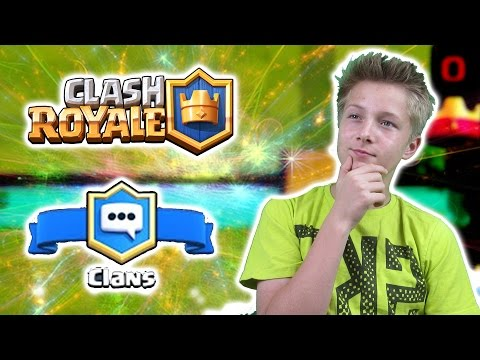 MEIN EIGENER CLAN! - Let's Play Clash Royale Part 6 App (Deutsch/German) - Max Apps