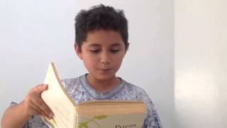 """James Reads """"Song"""" By Oodgeroo of the Noonuccal"""