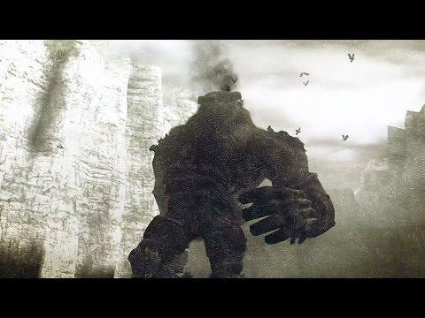 Trailer do filme Shadow of the Colossus