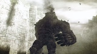 PS4 - The Last Guardian : ICO and Shadow of the Colossus Trailer