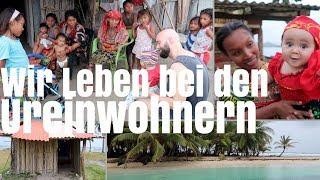 LEBEN MIT DEN UREINWOHNERN PANAMAS • auf den San Blas Karibik Inseln • Weltreise mit Baby #VLOG22