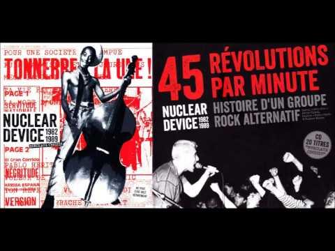 """""""Nuclear Device : 45 révolutions par minute"""" : interview de Daniel """"ChériBibi"""" Paris-Clavel."""