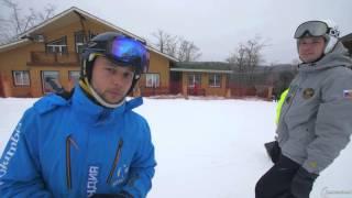 Школа сноуборда. Урок 20 - Жесткий сноуборд: основы катания