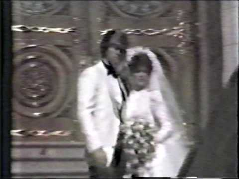 Marie Osmond And Steve Craig First Wedding Ceremony On