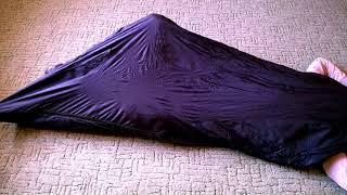 Обзор спального мешка. Али Экспресс. Спальник - одеяло.