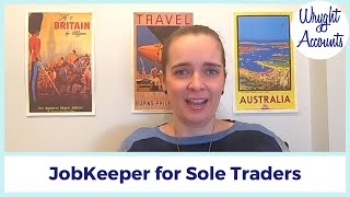 Jobkeeper Information For Sole Traders