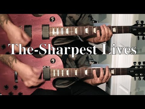"""""""The-Sharpest Lives"""" My Chemical Romance Guitar Cover"""