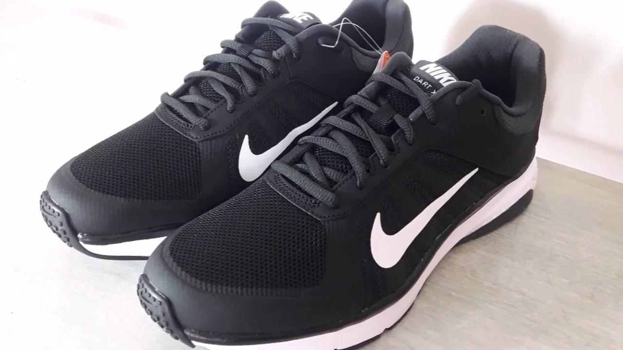 Nike Dart XII MSL Black - Nike Dart 12