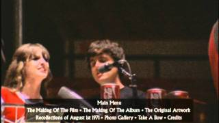 The Concert for Bangladesh - rehearsal clip, MSG, NY, 1971
