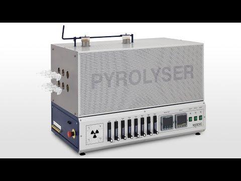 Pyrolyser 2018