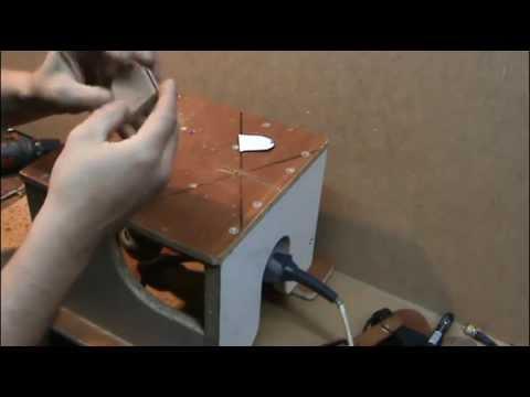 Ремонт обуви. Резиновые набойки на подошву из ПВХиз YouTube · С высокой четкостью · Длительность: 6 мин58 с  · Просмотры: более 8.000 · отправлено: 26.07.2013 · кем отправлено: AlfFisher