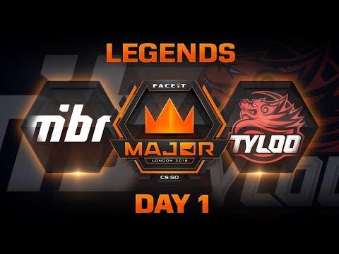MiBR vs TyLoo - Inferno (FACEIT Major: London 2018)