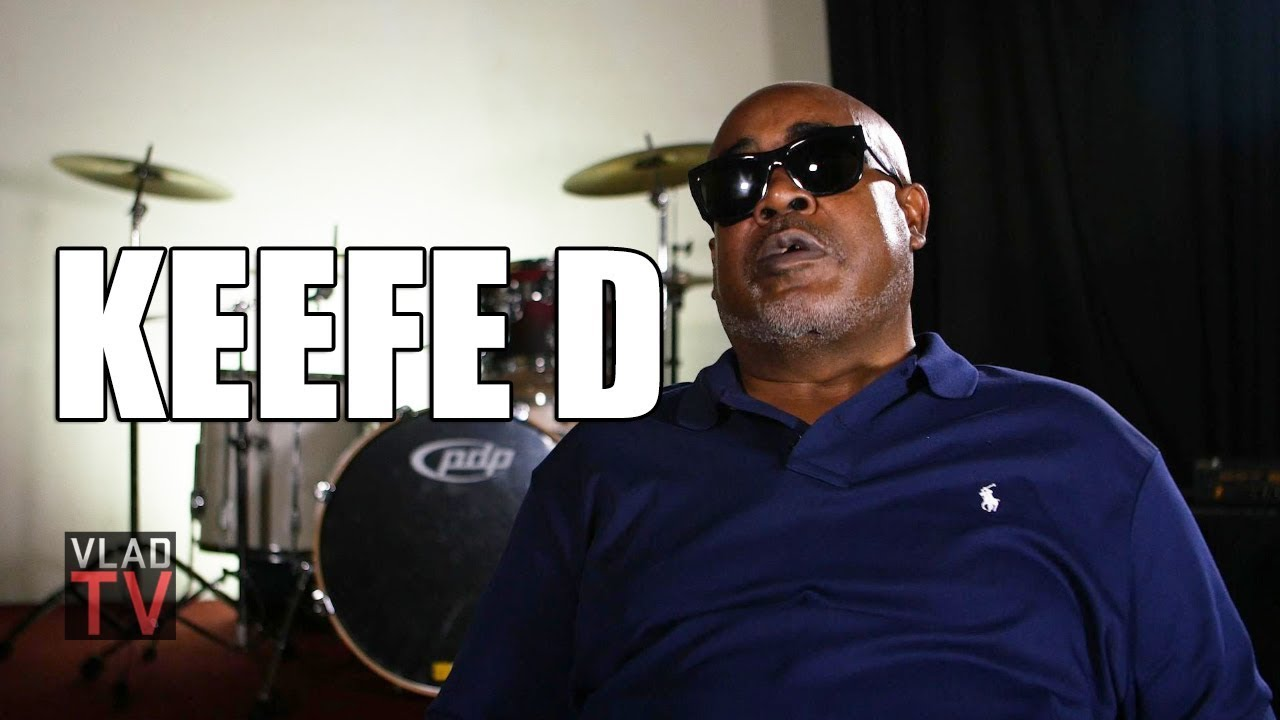 EXCLUSIVE: Keefe D on Orlando Anderson's Mall Fight with Death Row's