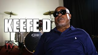 Keefe D on Orlando Anderson's Mall Fight with Death Row's Travon Lane, Chain Snatched (Part 11)