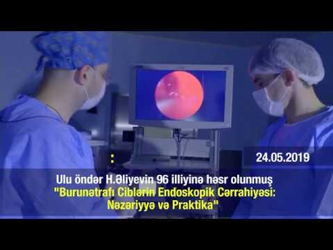 Uzman Dr Elnur Əkbərov L BURUNƏTRAFI CİBLƏRİN ENDOSKOPİK CƏRRAHİYYƏSİ: NƏZƏRİYYƏ VƏ PRAKTİKA