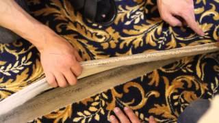 Как стелить ковролин?(Заказать любые работы и получить консультацию можно: по телефону - 8 (343) 237-24-88 Наш сайт: https://goo.gl/FwIdz5 Екатеринб..., 2013-05-16T19:09:27.000Z)