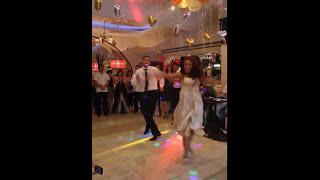 Свадебный танец ТВИСТ www.dancepopov.ru
