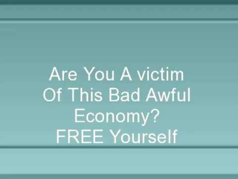 Debt Consolidation Are You A Victim Of This Bad Awful Economy? Free Yourself With Debt Relief Help