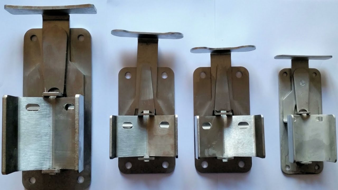 Gatecatch.com Quality Stainless Steel Two Way Gate Latches & Catches