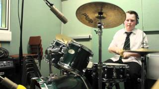 Morning Runner: Gone up in flames DRUM COVER :D