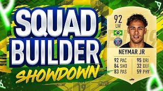 FIFA 19 SQUAD BUILDER SHOWDOWN! NEYMAR!