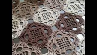Piastrella esagonale all uncinetto tappeti all uncinetto con