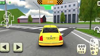 Modern City Taxi Simulator - First Play