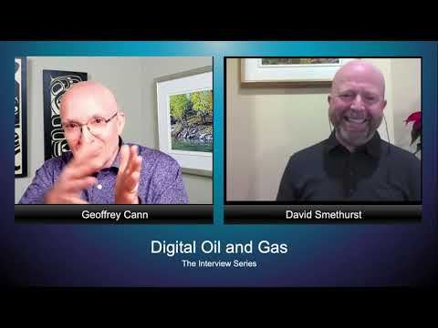 Future of the Oil and Gas Industry, with David Smethurst